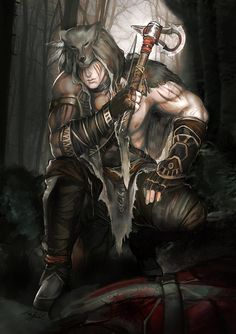 Connor Kenway by nokky on DeviantArt