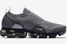 c837e1705f8e9 Sneakers Nike   Release Date  Nike WMNS Air VaporMax Moc 2 Gunsmoke
