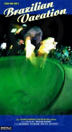 411 Video Magazine Edição 64 Ferias Brasil - Clube do skate