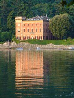 Villa del Balbianello, Lenno, Lake Como, Italy Lombardy