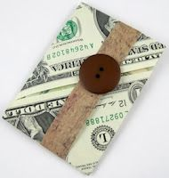 How to Make a Dollar Bill Gift Holder