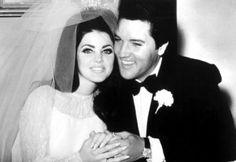 Priscilla und Elvis Presley - wirklich ein Traumpaar?