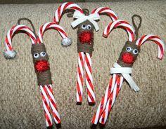 BuddyMunkaDoo: Reindeer Ornament Tutorial