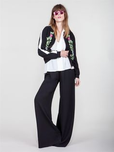 Naughty Dog FW1617 bomber jacket, and soft fleece trousers