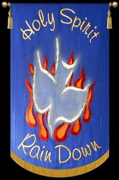 Holy Spirit Rain Down on us!