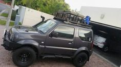Jimny - camping - space - stretches - 4x4 Community Forum