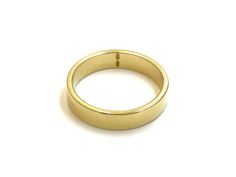 gold ring no.4 | recycled 14k gold | handmade in nyc