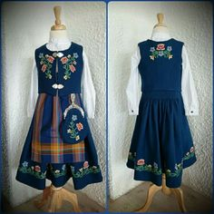 Norwegian Clothing, Norway, All Things, Scandinavian, Sewing Crafts, Costumes, Summer Dresses, Clothes, Fashion