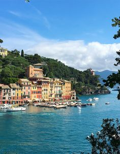 Port of Call: Portofino, Italy