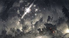 Personal work by Steven Tung, via Behance