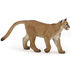 Puma figurine   Worldwide Shipping www.minizoo.com.au