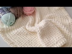 Zırh Modeli Bebe Battaniye / Alize Velluto ile Şiş Örgü / Baby Blanket - YouTube Merino Wool Blanket, Knitting, Bed Covers, Tricot, Cast On Knitting, Stricken, Crocheting, Knits, Yarns