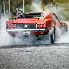 351 Mustang