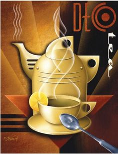 Art Deco posters!