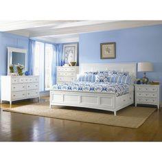 Magnussen 6-Piece Kentwood Bedroom Set
