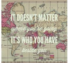 Who is your travel buddy? For vacation quotes: stacey. - Girl's Weekend? Who is your travel buddy? For vacation quotes: stacey. Great Quotes, Quotes To Live By, Me Quotes, Inspirational Quotes, Work Quotes, Funny Quotes, Music Quotes, Motivational Quotes, Travel Couple Quotes