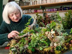 Meet Francoise Weeks - European Floral Design, via The Bride's Cafe