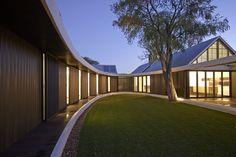 The Subiaco Oval Courtyard, Subiaco, Perth, Australia, 2014 - Luigi Rosselli Architects.