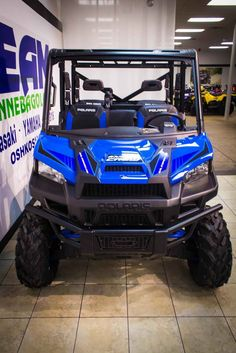 New 2016 Polaris Ranger Crew 900-6 EPS ATVs For Sale in Wisconsin. 2016 POLARIS Ranger Crew 900-6 EPS, This unit was used as a demo and has 558 miles on it. The vehicle will still be sold as brand new and will still have the full manufacturer's warranty that will start from the date of purchase. If you have any additional questions regarding this vehicle please feel free to contact us!