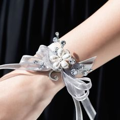 Beyond the styled shoot. Real wedding inspiration from actual wedding vendors. Find your wedding vendors and what they are upto. Handmade Wedding Jewellery, Wedding Jewelry, Corsage Wedding, Wrist Corsage, Brooch Bouquets, Wedding Vendors, Black Velvet, Special Day, Wedding Inspiration