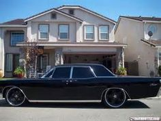 Black hard top 1969 ford continental - Bing images