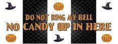 Halloween Banner #8059 Red Carpet Backdrop, Sale Emails, Ring My Bell, Event Banner, Halloween Banner, Red Carpet Background