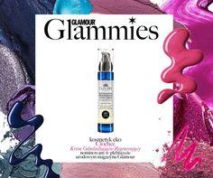 "Nominacja w kategorii ""kosmetyk eko"" #Glammies2015 #glamourpoland #clochee"