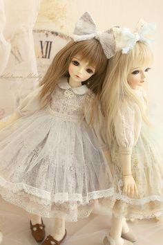 BJD Cafe: pretty dress~
