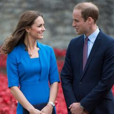 Pin for Later: Kate Middleton ist wieder schwanger