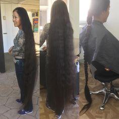 Long Hairstyle, Braids For Long Hair, Long Hair Cuts, Down Hairstyles, Super Long Hair, Beautiful Long Hair, Shoulder Length Hair, Rapunzel, Hair Goals
