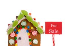 UK #property market in Christmas Bounce!