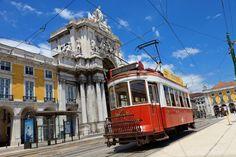 Taking a ride through Lisbon's historic quarters