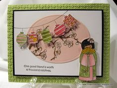 Creations by Patti: Asian Birthday Card