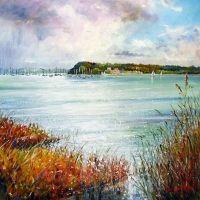 Brownsea Island by John Dimech