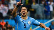 """Three Lions"" vor Vorrunden-K.o.: Uruguays Suarez trifft England ins Herz - n-tv.de"
