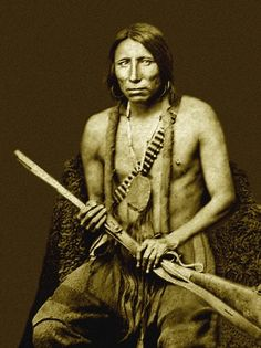 Spotted Eagle, Sitting Bull's head chief during the late Indian war.