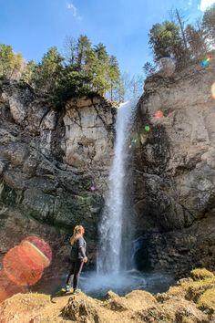 Reisen In Europa, Europe Travel Guide, Swiss Alps, Niagara Falls, Switzerland, Waterfall, Beautiful Places, Wanderlust, Outdoor