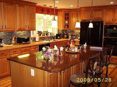 Virginia Maid Kitchens