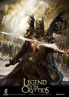 LEGEND OF CRYPTIDS by boosoohoo on deviantART