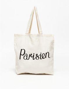 Parisien Tote Bag