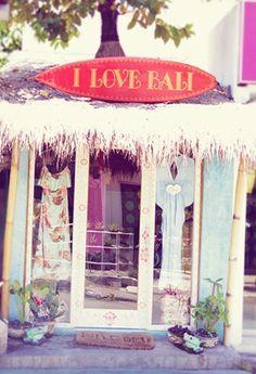 I Love Bali, Jalan Laksmana/Oberoi (furthest end from Seminyak Square)