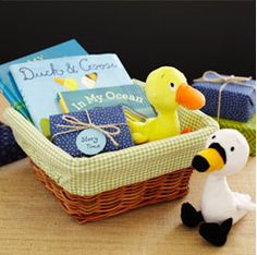 Gift Ideas for the Around-the-Clock Baby Shower | Pottery Barn Kids