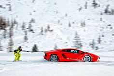 this is how we train for the 2014 winter olympics in Sochi. We really hope we get the gold medal and a brand new lamborghini.
