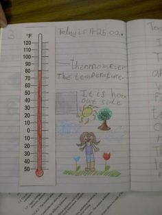 STC-Weather (K-1)  http://www.sciencenotebooks.org/student_work/search.php