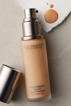 Juice Beauty Phyto-Pigments Flawless Serum Foundation by in Brown Size: All, Makeup at Anthropologie Organic Foundation, Foundation Tips, Liquid Foundation, Natural Makeup Tips, Beauty Makeup Tips, Serum, Natural Face Moisturizer, Natural Face Cream, Lush Products