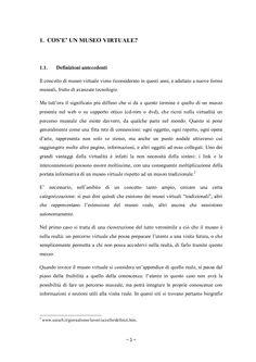 Anteprima della tesi: La virtù reale della realtà virtuale: il MAV di Ercolano, Pagina 2