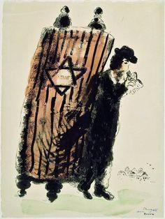 Marc Chagall - 'Entre Guerre et Paix'
