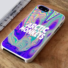 Arctic Monkeys Rainbow 2 | iPhone 4 Case | iPhone 5 Case | iPhone 5C Case | iPhone 6 Case | Samsung Galaxy S4/S5 Cases - lovedrstyle