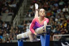 Maggie Nichols--2016 U.S. Olympic Trials night 1
