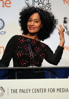 Tracee Ellis Ross' curly afro has been a beacon of hope for many naturalistas out there. However, it turns out the formerGirlfriends and nowBlack-ishstar has not always had the warmest feelings ...